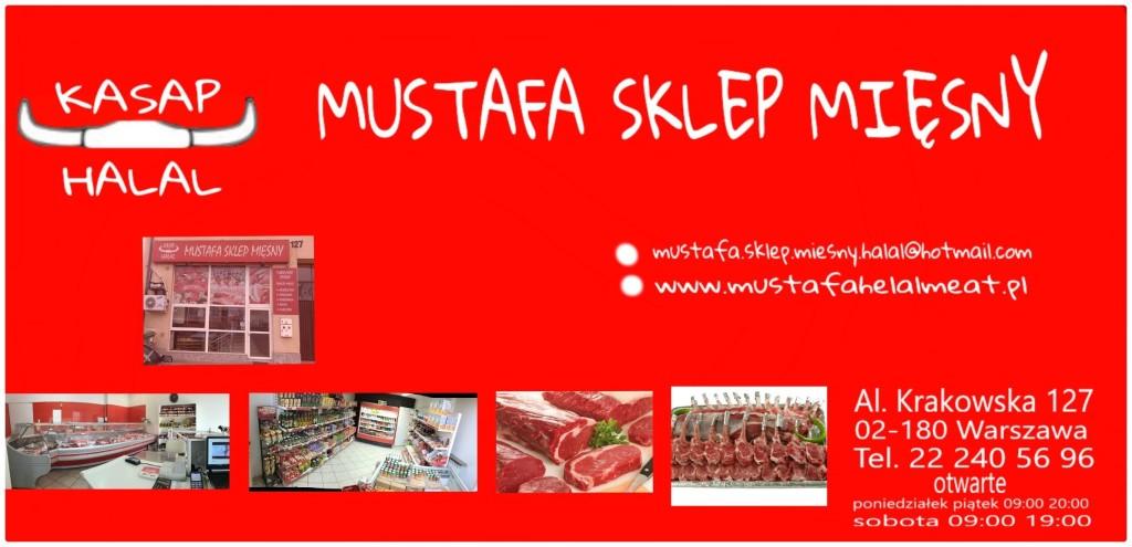 MUSTAFA Sklep mięsny w Warszawie