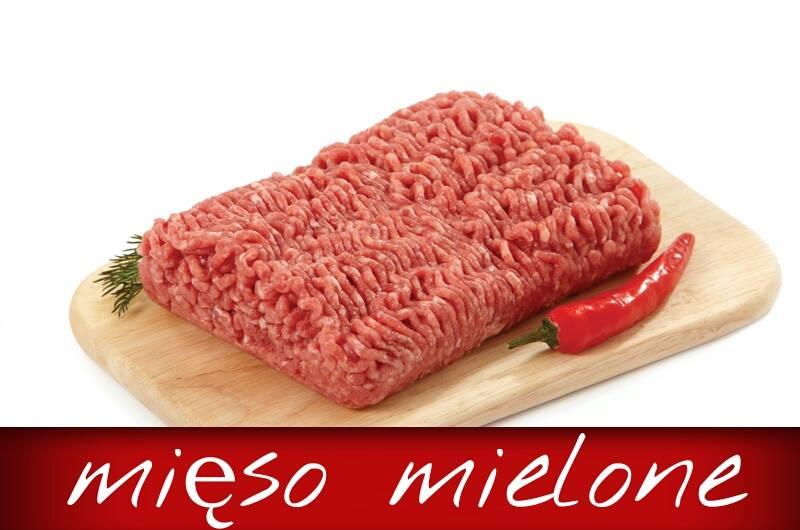 mięso mielona